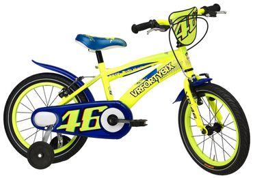 12 Zoll Kinder Fahrrad Adriatica Valentino Rossi VR 46 – Bild 1
