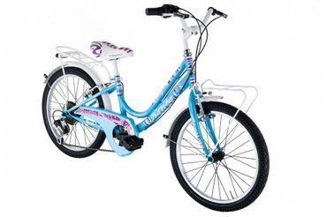 20 Zoll Mädchen Fahrrad Alpina Kariba 6-Gang – Bild 2