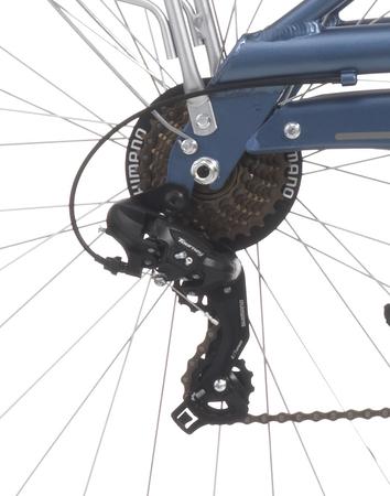 28 Zoll Cinzia Sfera Damen City Fahrrad Aluminium 7 Gang – Bild 9