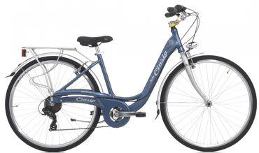 28 Zoll Cinzia Sfera Damen City Fahrrad Aluminium 7 Gang – Bild 2