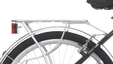 26 Zoll Cinzia Sfera Damen City Fahrrad Aluminium 7 Gang – Bild 7