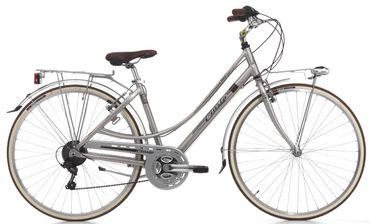 28 Zoll Damen City Fahrrad Cinzia Perla 21 Gang – Bild 3