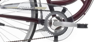 28 Zoll Damen City Fahrrad Cinzia Beauty 6 Gang – Bild 9