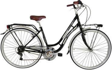 28 Zoll Cinzia Beauty Damen Holland Fahrrad 6 Gang – Bild 2