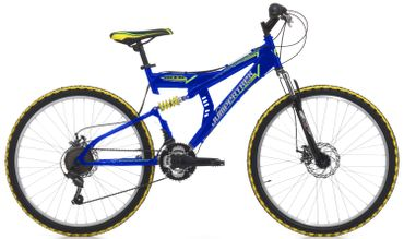 26 Zoll Cinzia Arrow Fully Mountainbike 21 Gang – Bild 2