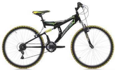 26 Zoll Fully Mountainbike Cinzia Arrow 18 Gang – Bild 3
