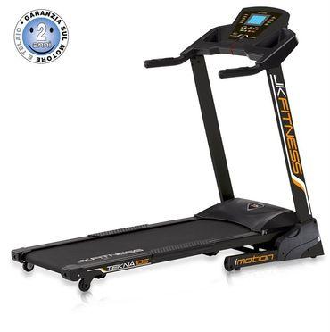 JKFitness Tekna 105 Laufband mit Body-Fat Messung