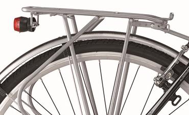 28 Zoll Legnano Amalfi Herren Trekking Fahrrad Aluminium 21-Gang – Bild 7