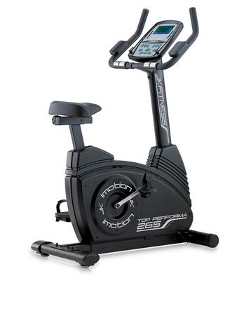 JKFitness Top Performa 265 Ergometer High-End Heimtrainer – Bild 1