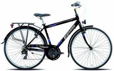 28 Zoll Legnano Forte dei Marmi Herren Trekking Fahrrad Aluminium 21-Gang – Bild 3