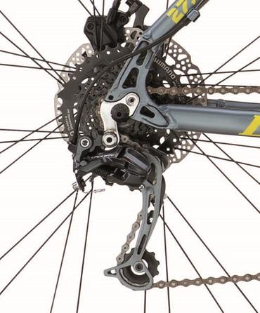 27,5+ Mountainbike Legnano Duran 27 Gang – Bild 8