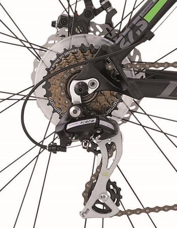 27,5 Zoll Legnano Lavaredo Mountainbike 21 Gang – Bild 9