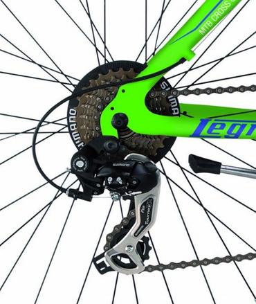 26 Zoll Mountainbike Legnano Val di Fassa 21 Gang – Bild 8