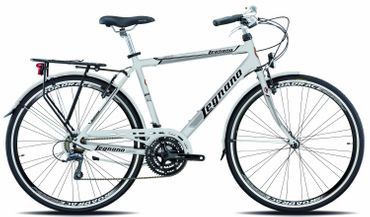 28 Zoll Legnano Sanremo Herren Trekking Fahrrad Aluminium 21-Gang – Bild 2
