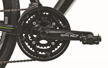 28 Zoll Legnano Sport Road Hybrid Mountainbike Aluminium 24-Gang – Bild 4