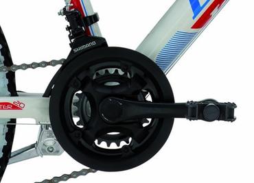 20 Zoll Jungen Mountainbike Legnano Twister 12 Gang – Bild 7