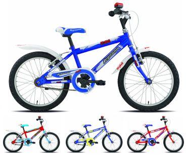 18 Zoll Jungen Fahrrad Legnano Spyder – Bild 1