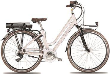 28 Zoll Elektro Damen Fahrrad Montana E-Bluecity – Bild 2