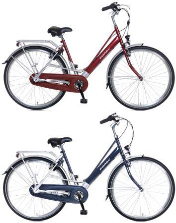28 Zoll Damen City Fahrrad 3 Gang Popal Classic 2894
