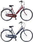 28 Zoll Damen City Fahrrad 3 Gang Popal Classic 2894 001