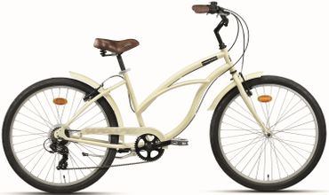 26 Zoll Damen Beach Cruiser Montana Wave 7 Gang – Bild 3