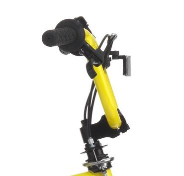 20 BMX Cinzia Jetix Velo Freestyle Velo Enfant Rotor 360° Rouge Vert Jaune – Bild 5