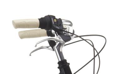 26 Zoll Cinzia Tiffany Damen City Fahrrad Aluminium 6-Gang – Bild 4
