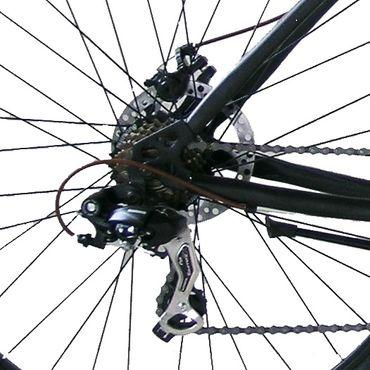 27,5 Zoll Damen Cruiser Fahrrad Gloria Bicocca 21 Gang – Bild 6