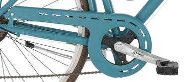 28 Zoll Damen City Fahrrad 7 Gang Alpina Bonneville – Bild 11