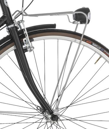 28 Zoll Damen City Fahrrad 6 Gang Alpina Rondine – Bild 8