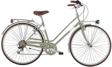 28 Zoll Damen City Fahrrad 6 Gang Alpina Rondine – Bild 3