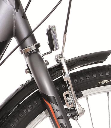 24 Zoll Dreirad Senioren Erwachsene Fahrrad Atala Cargo – Bild 7