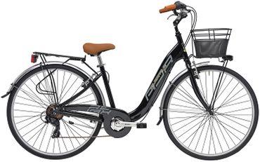 26 Zoll Damen City Fahrrad 6 Gang Adriatica Relax – Bild 2
