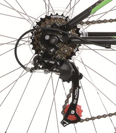 24 Zoll Jungen MTB Fahrrad Atala Invader – Bild 8