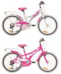 20 Zoll Mädchen Fahrrad Atala Citybike 001