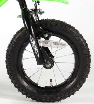 12 Zoll Kinderfahrrad Volare Motobike  – Bild 4