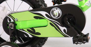 12 Zoll Kinderfahrrad Volare Motobike  – Bild 5
