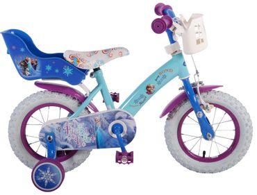 12 Zoll Kinderfahrrad Volare Disney Frozen GA – Bild 1