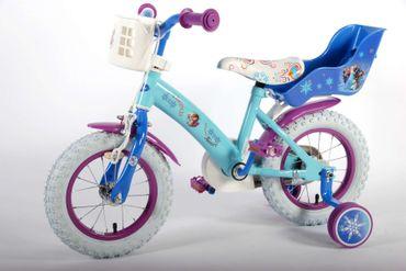 12 Zoll Kinderfahrrad Volare Disney Frozen GA – Bild 2