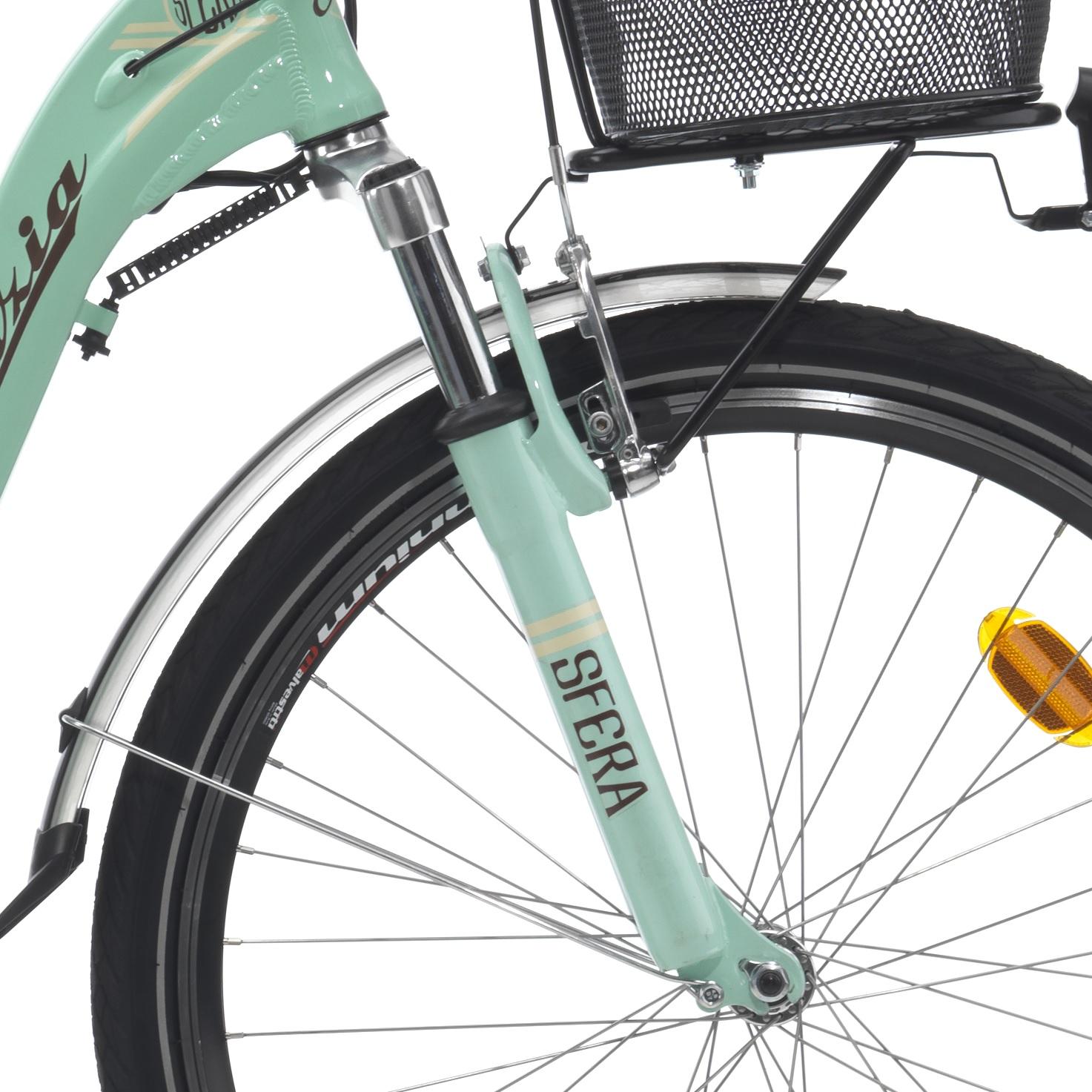 26 zoll damen elektro fahrrad cinzia sfera fahrr der. Black Bedroom Furniture Sets. Home Design Ideas