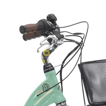 26 Velo Electrique Femme Cinzia Sfera Velo de Trekking Alu Shimano 7 Vitesses – Bild 8