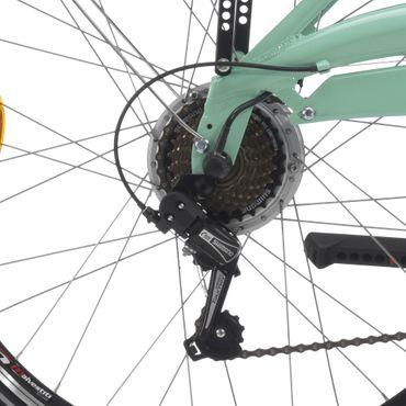 26 Zoll Damen Elektro Fahrrad Cinzia Sfera – Bild 12