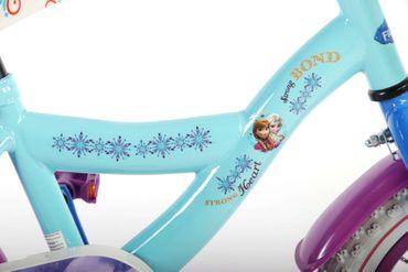 14 Zoll Kinderfahrrad Volare Disney Frozen – Bild 7
