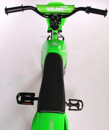 16 Zoll Kinderfahrrad Volare Motobike – Bild 7