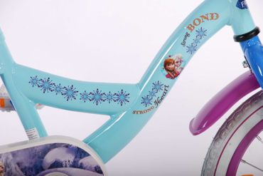 16 Zoll Kinderfahrrad Volare Disney Frozen – Bild 7