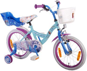 16 Zoll Kinderfahrrad Volare Disney Frozen – Bild 1