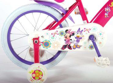 16 Zoll Kinderfahrrad Volare Disney Minnie Bow-Tique – Bild 3