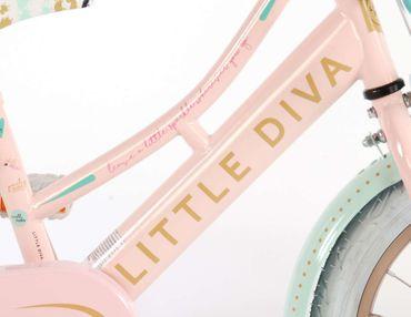 16 Zoll Kinderfahrrad Volare LD by Little Diva – Bild 6