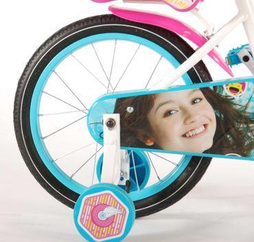 16 Zoll Kinderfahrrad Volare Disney Soy Luna – Bild 4