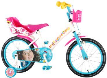 16 Zoll Kinderfahrrad Volare Disney Soy Luna
